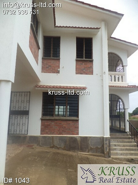 4 bedroom house for rent in nyali