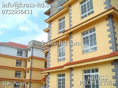 2 bedroom Apartment for rent in Nyali Cinemax area