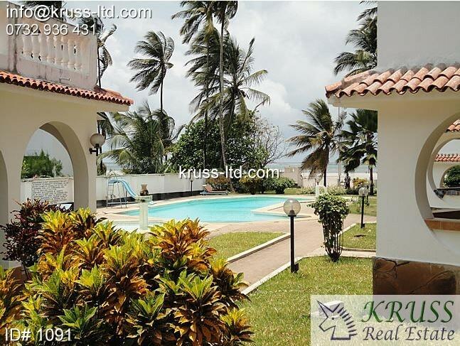 1091 Apartment For Rent In Bamburi Beach Mombasa
