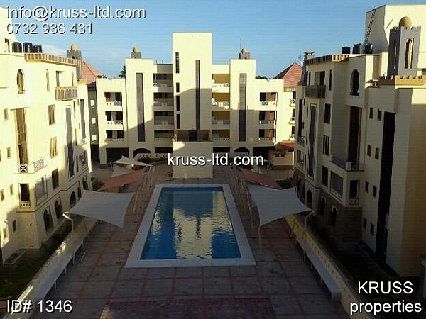 3 bedroom all ensuite newly built apartments available for let in Nyali