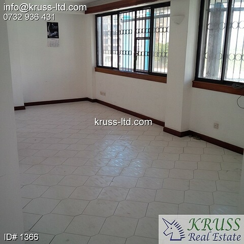 675 sq.ft. Office for rent in Mombasa City center