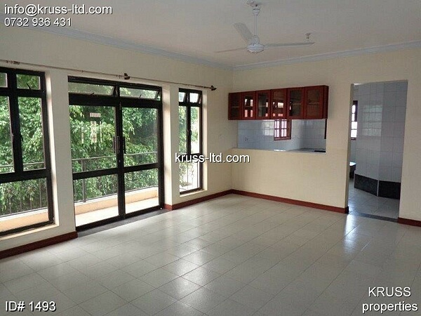 3br apartment for rent in Nyali Cinemax (near Tamarind)