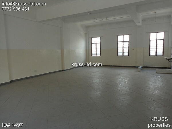 900 ft office space for rent  Nkrumah Rd, Mombasa City