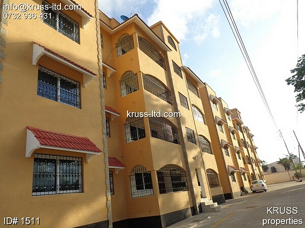 3br spacious master en-suite apartments for rent in Nyali