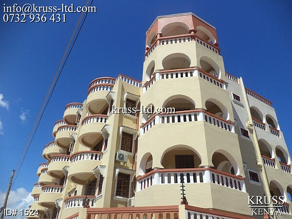 3 bedroomed apartment for sale in Nyali