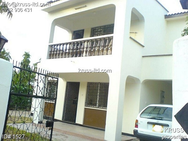 4br house for sale in Salama Estate, Nyali