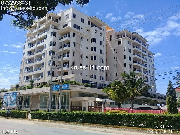 2br high-end apartment for sale in Nyali