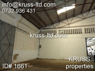 Warehouses for let in Changamwe Mombasa