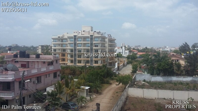 3 br newly built apartments for rent in nyali inside english point community
