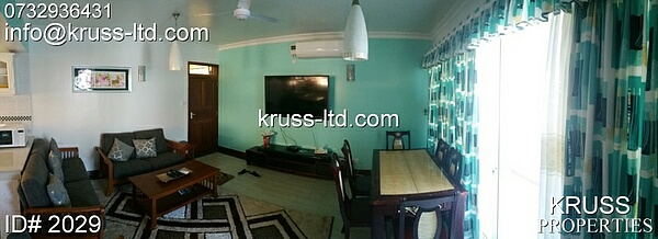 1 br apartment for rent in Nyali, near Naivas & City Mall