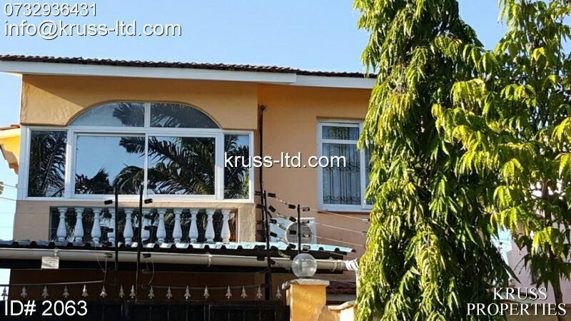 4br master ensuite maisonette for sale located at bandari villa mombasa