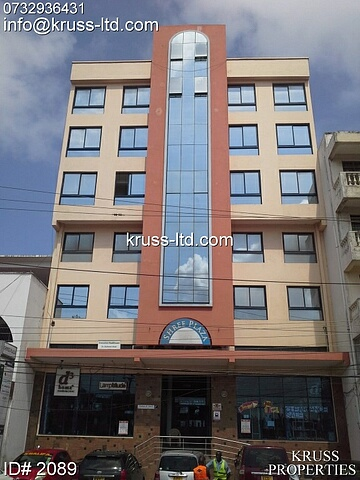 Commercial office space available for rent in Nyali