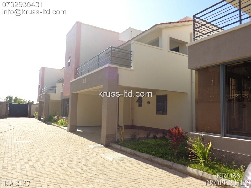 4 bedroom newly built modern house for rent in nyali