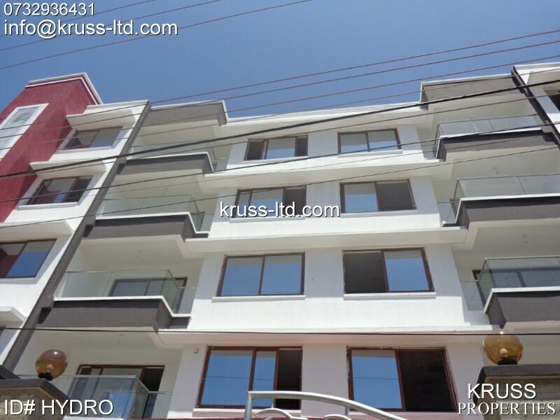 3br newly built executive apartment for rent in nyali near nakumatt city mall