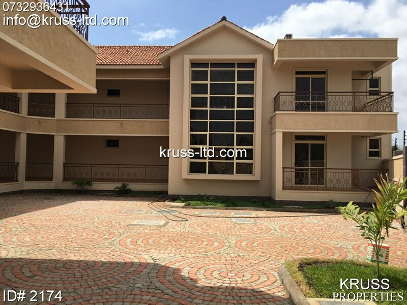 3br brand new high end apartment for rent in shanzu
