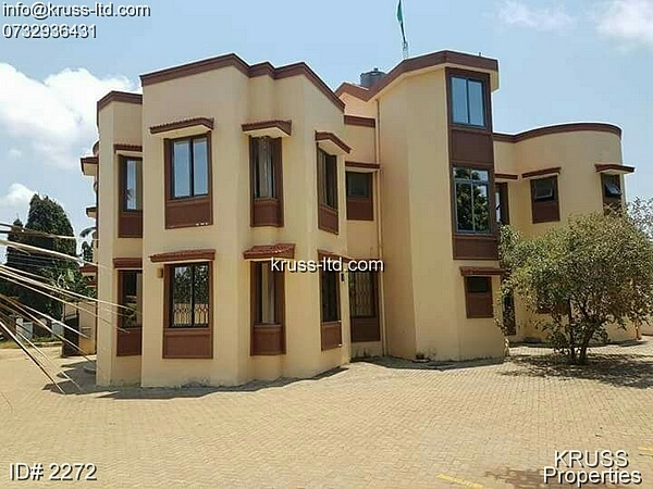 5BR HOUSE FOR RENT IN NYALI OFF LINKS RD