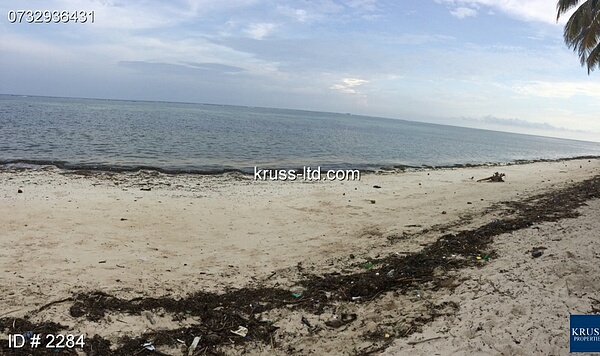 1 ACRE SANDY BEACH PLOT FOR SALE