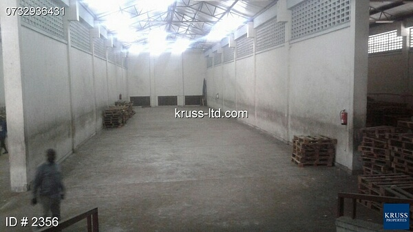 14500 SQFT Warehouse For Rent in Shimanzi