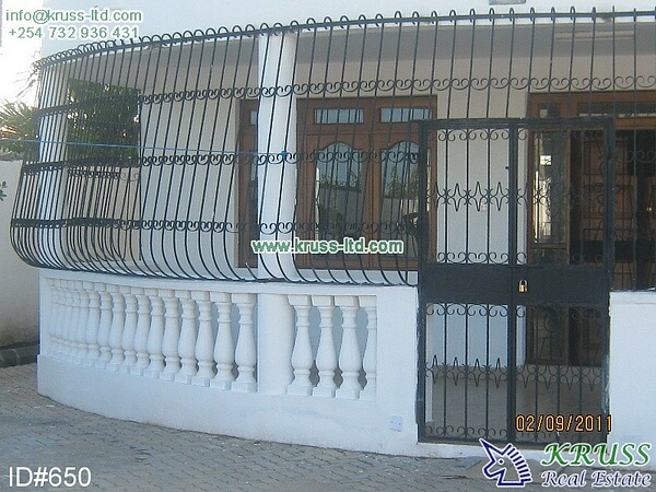 3 bedroom duplex house for rent in Shanzu