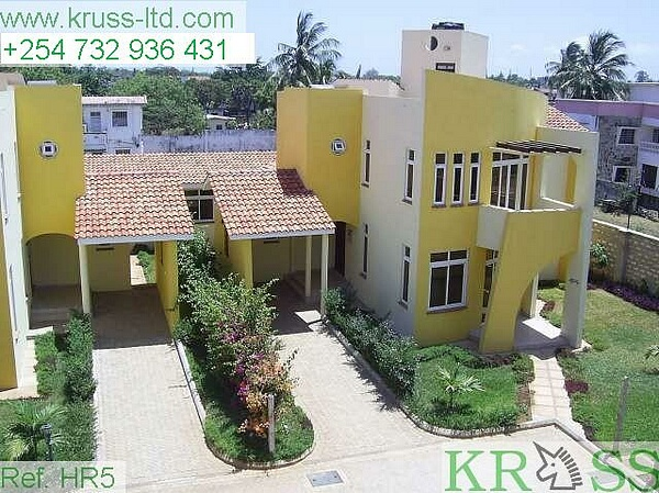 4 bedroom house for rent in Nyali, Mombasa