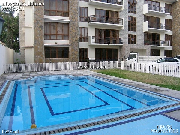 3 br fully furnished apartment for long rent  in Nyali