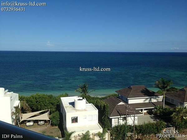 4 bedroom furnished execuitive beach apartment for rent in Nyali