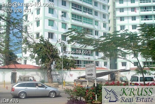 3 bedroom furnished apartment for rent in Mombasa CBD