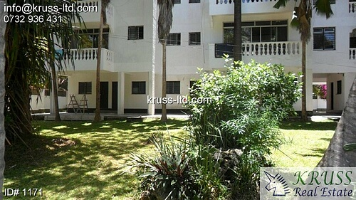 3 Bedroom Apartment to Let in old Nyali