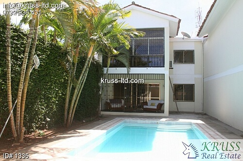 A freehold house villa for sale in Nyali Cinemax