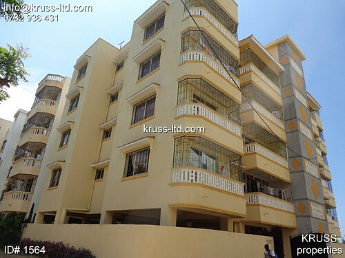 3 br  apartments for sale near Nyali cinemax