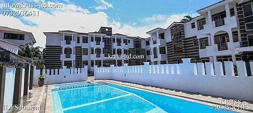 2 bedroom fully furnished apartment for rent in Nyali