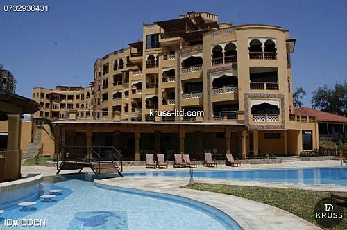 2br Beach penthouse apartments on sale Shanzu, Mombasa
