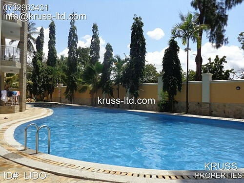 2br furnished apartment for rent in bamburi beach kenya