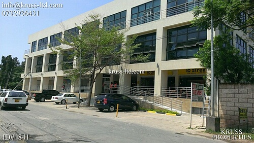 2347 ft Office space available for Rent next to City Mall