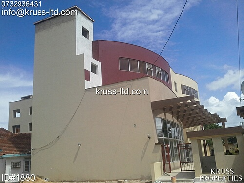 Offices/shops available for rent along Links Road,  Nyali