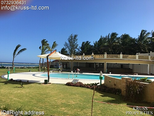2br all-ensuite beach apartment for sale in Nyali