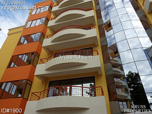4 bedroom penthouse for rent in Nyali