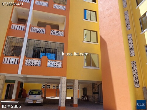 4 br  Newly built spacious apartments for sale in Nyali