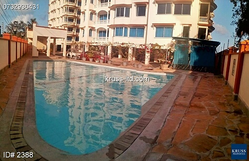 1 br apartment for rent in Nyali near City Mall and Naivas