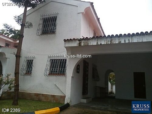 4 br Maisonette for rent in Nyali, Links Rd