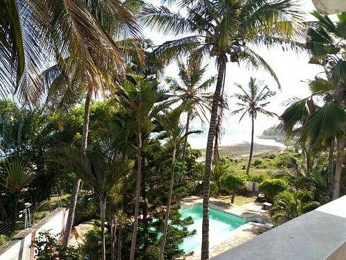4 br oceanfront Maisonette for rent in Nyali