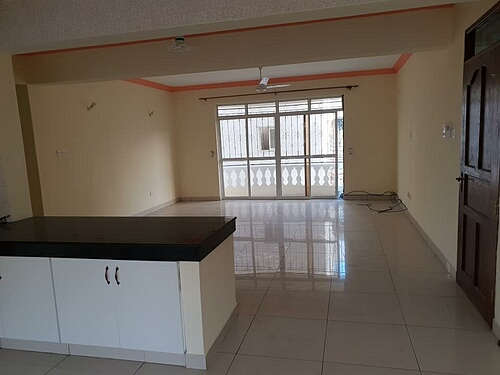 3br Modern apartment for rent in Nyali