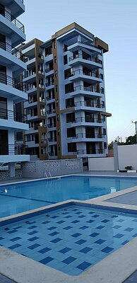 3 br apartment with sq avilable for rent in Nyali
