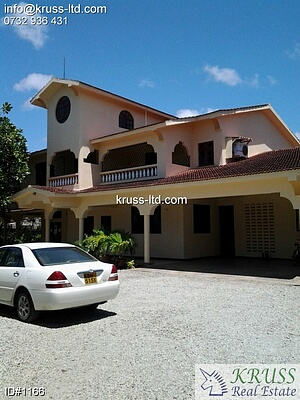 5br Maisonette for rent in Nyali