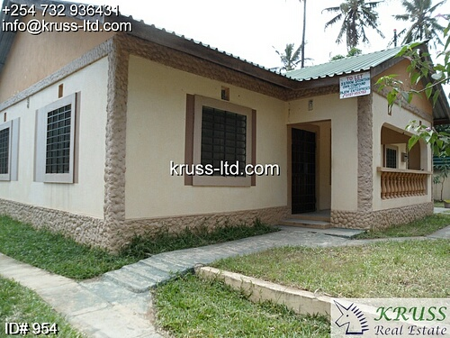 5 bedroom house for rent in Mtwapa