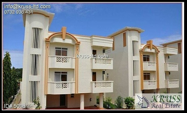 2br fully furnished apartments for let in Nyali.