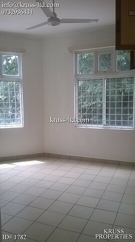 2br refurbished apartment for rent in Kizingo