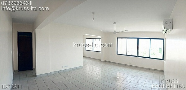 3br newly built apartment for sale in Nyali