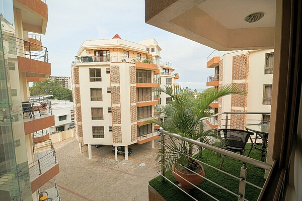 3br apartments with beach access  for rent in Nyali