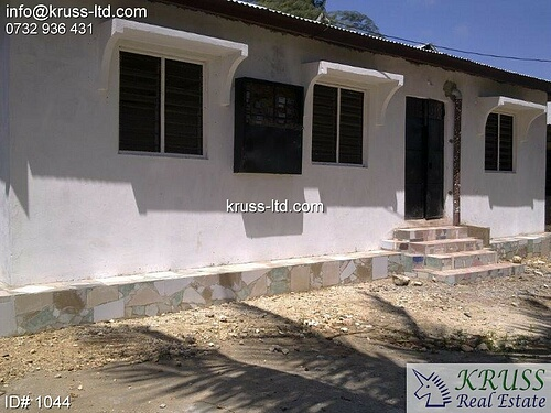 Swahili house for sale in